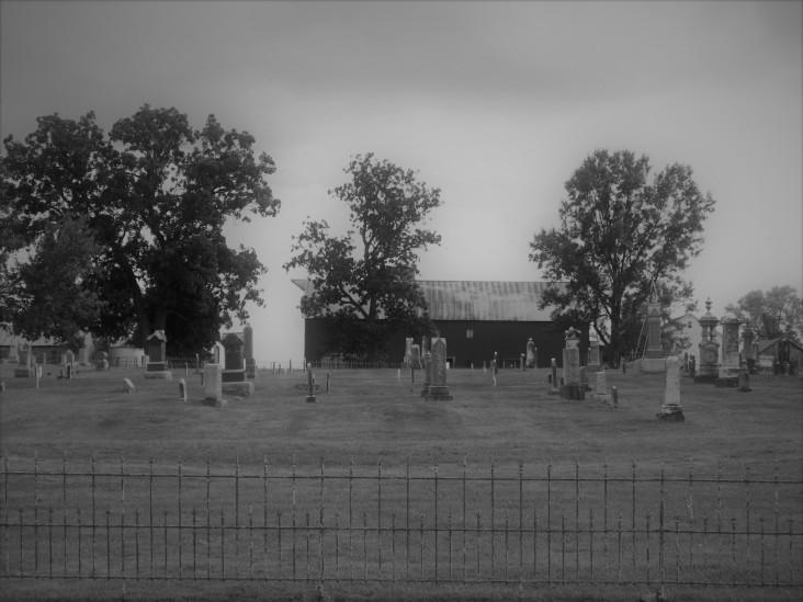 Cemetery - Denim